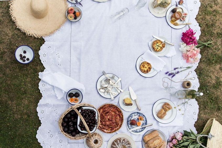 Laurelhurst Park - picnic