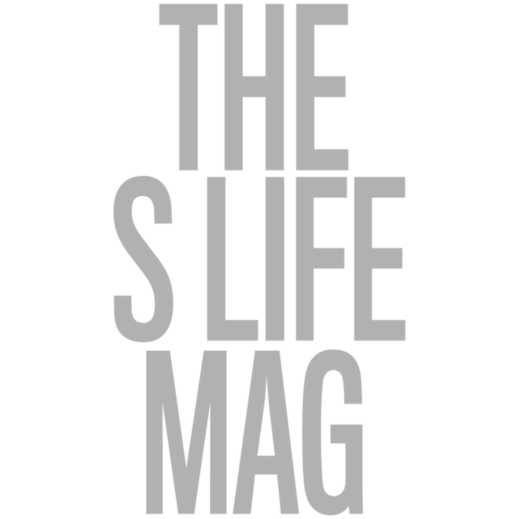 the S life mag logo
