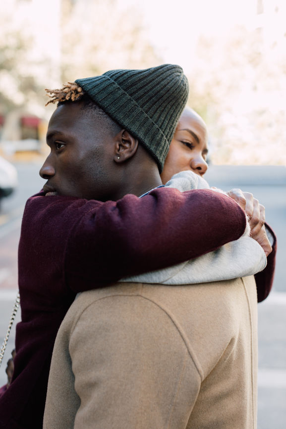 free-and-native-couple-embracing