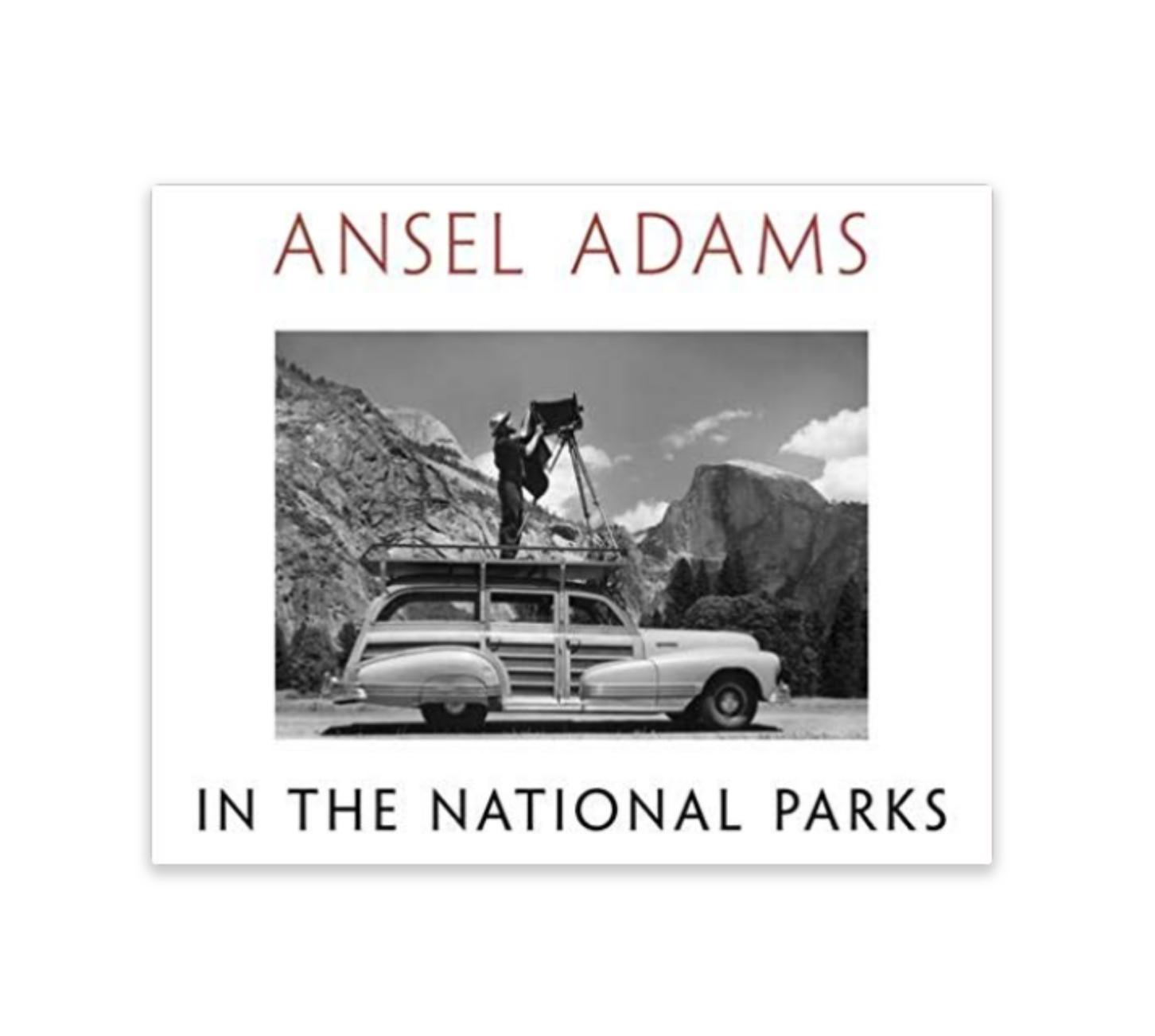 Ansel Adams Book