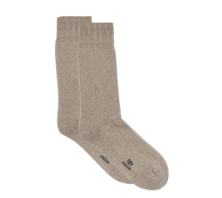 Wool Cashmere Socks