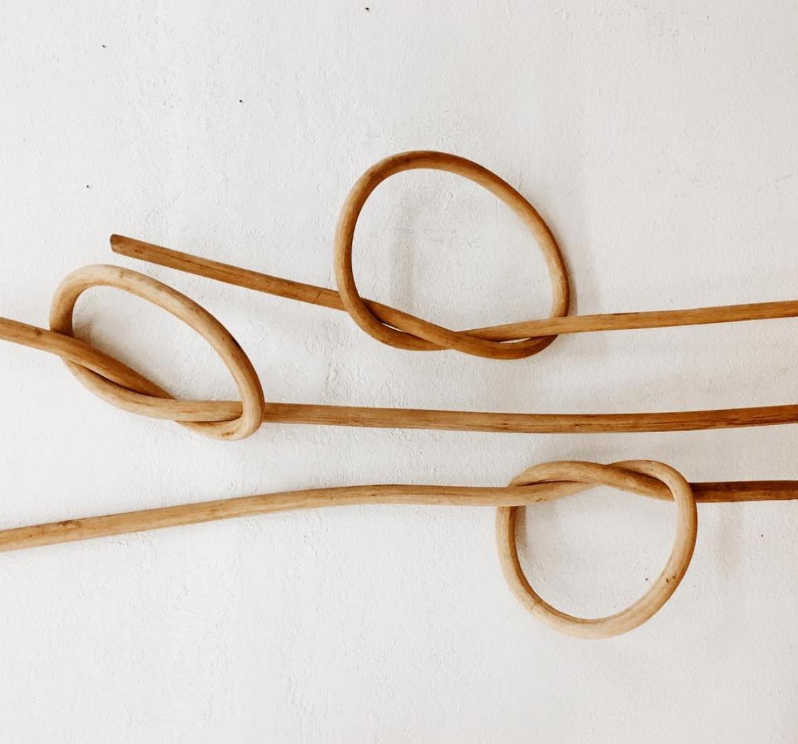 Wooden Knot Sculptures