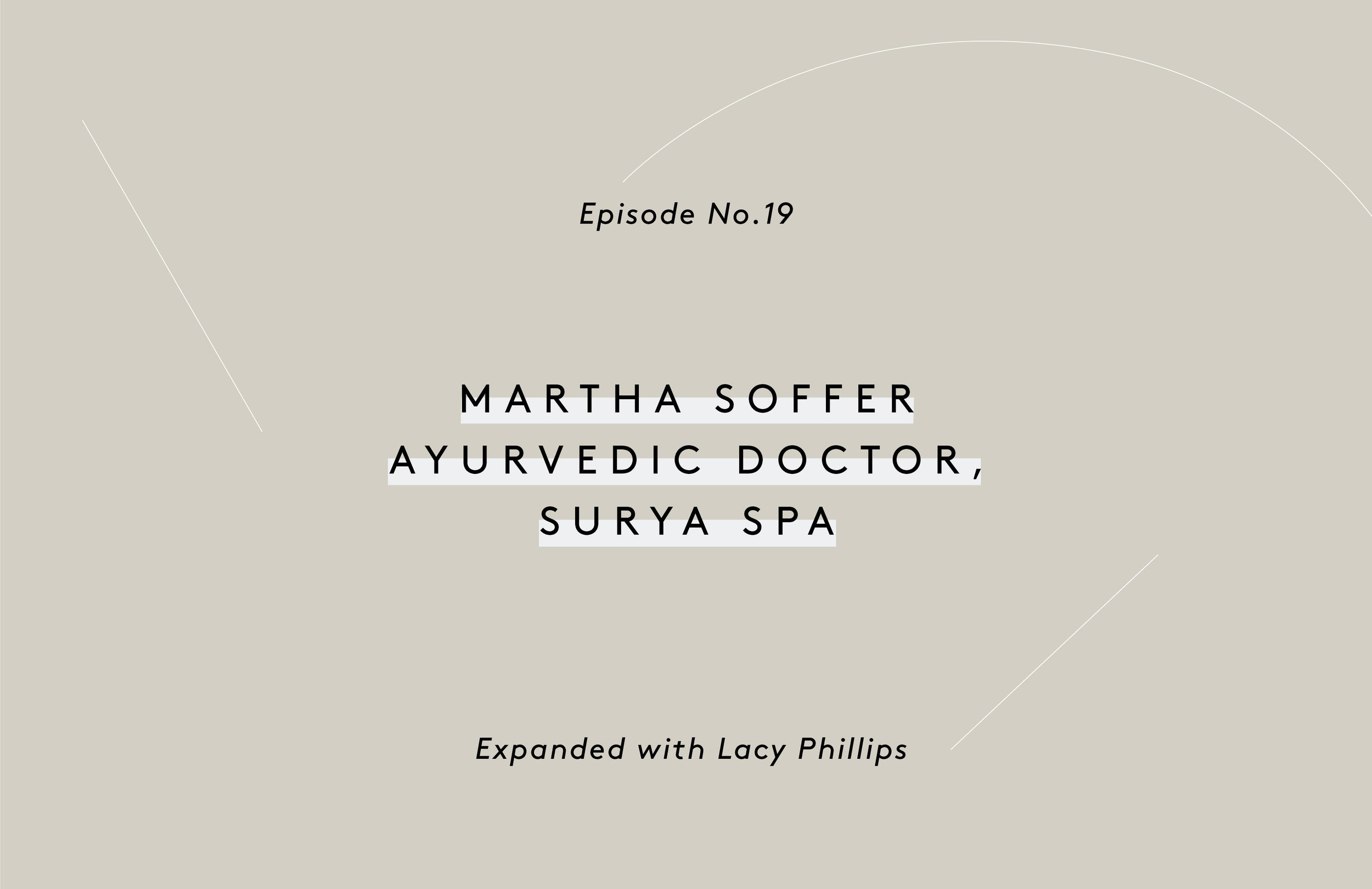 expanded podcast Ayurvedic Doctor