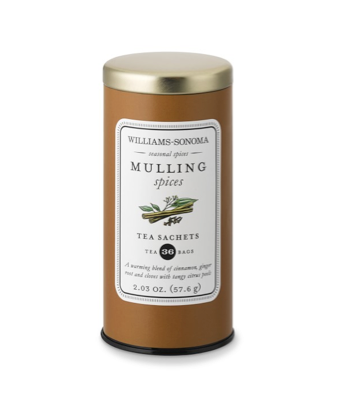 Mulling Spice Tea Sachets