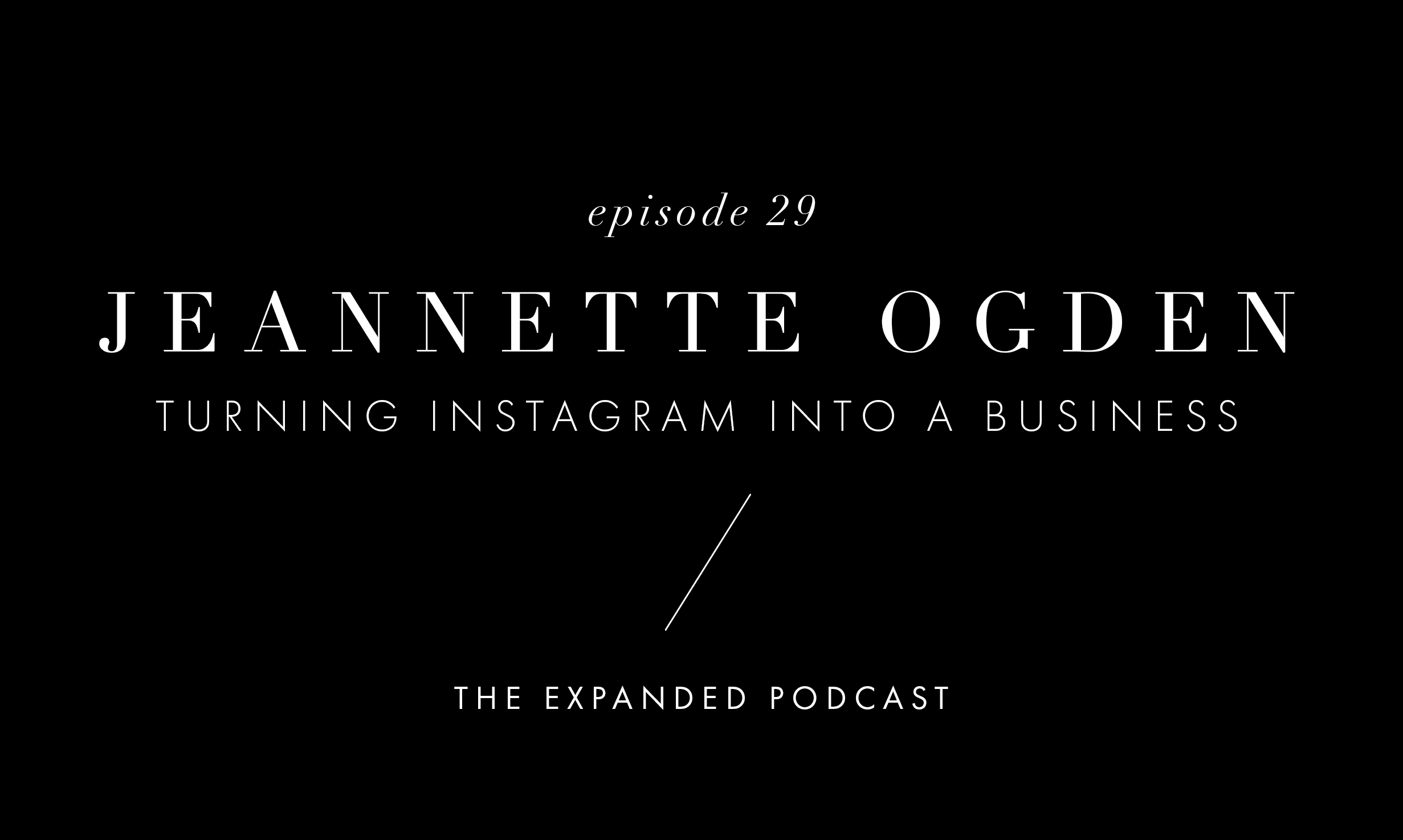 manifesting a business on instagram