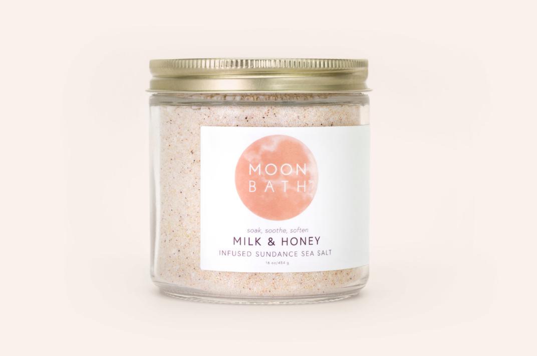 Milk & Honey Infused Salt