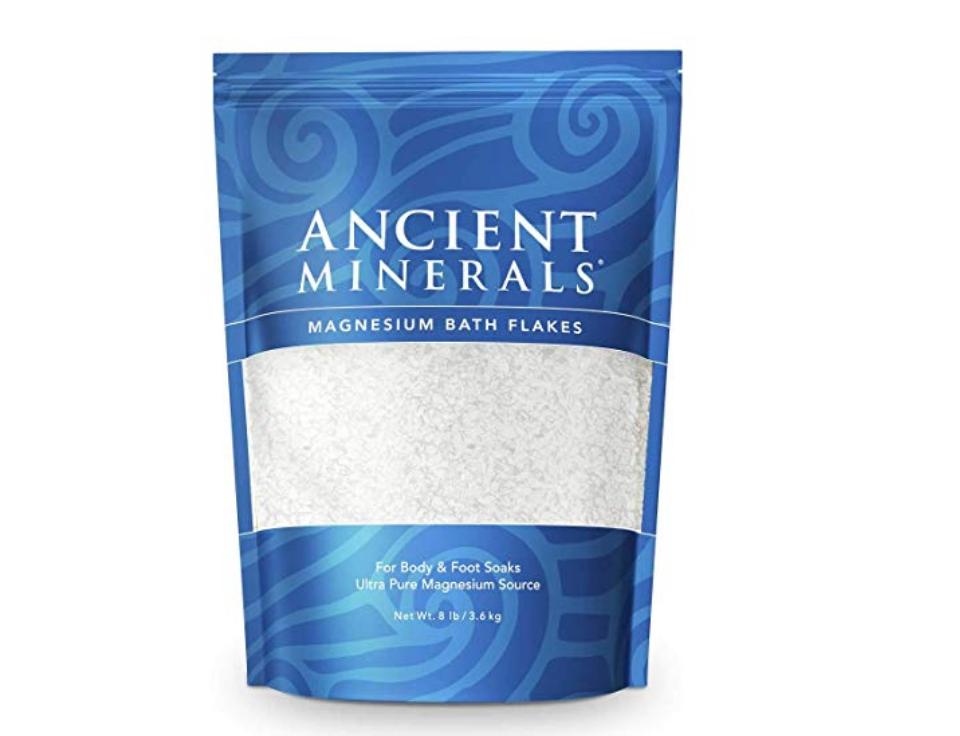 Magnesium Bath Flakes