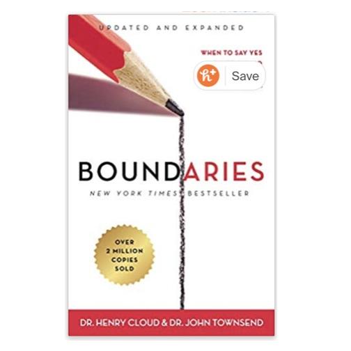 Boundaries / $10
