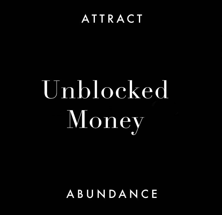 Share this piece with someone stuck dwelling on debt! - Check out UNBLOCKED Money to understand the energetics behind calling in money.