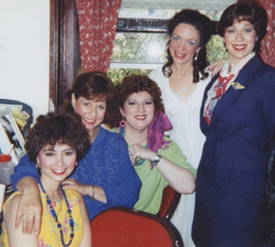 """The girls from """"Company"""""""