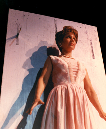 As Babe in The Pajama Game