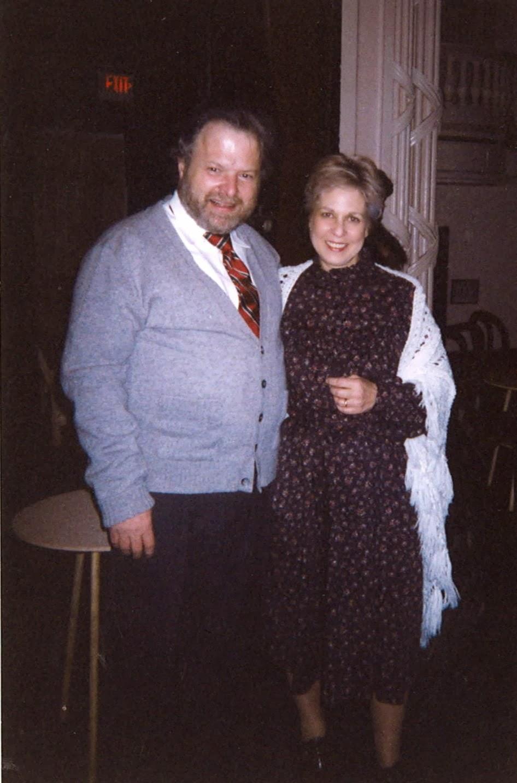 """Fräulein Schneider in """"Cabaret"""""""