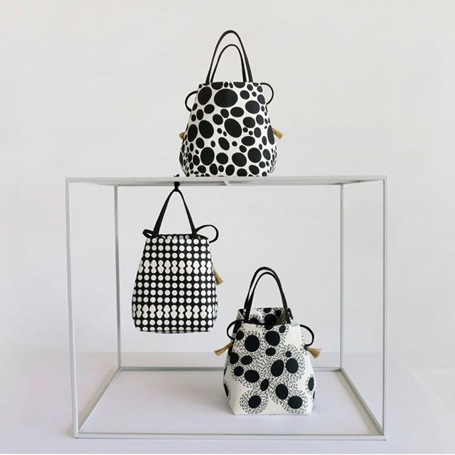 Which one would you choose?  Mini totes handmade in San Francisco @cbanningaccessories