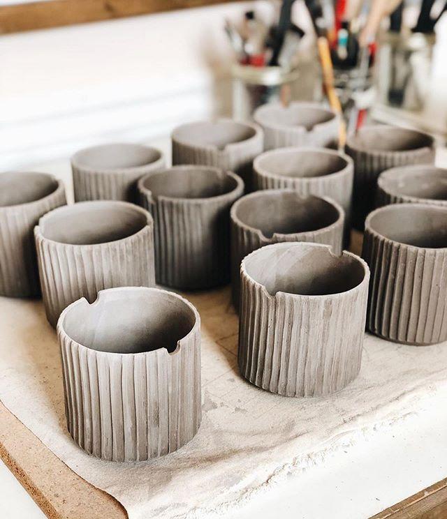 New work by @sylvanclayworks  #ceramics #pottery #handmade #makers #shopsmall #foundmademodern