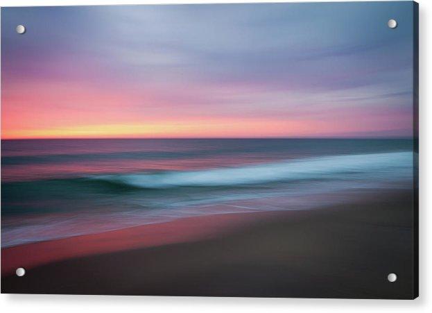 Ocean Wave Art Acrylic Print
