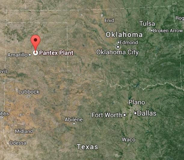 Location of Pantex.png