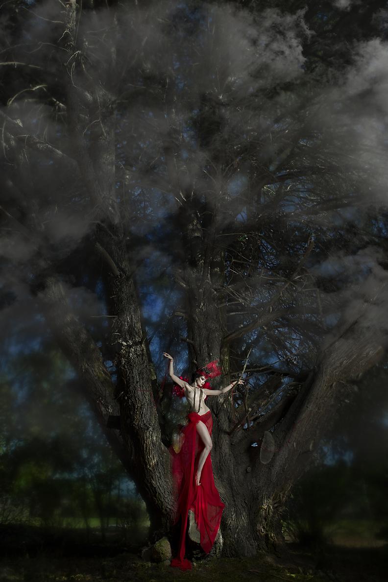 """The Puppet"" © Lori Cicchini 2013"