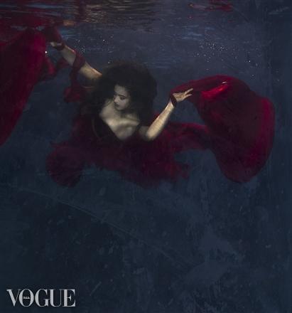 Model - Bernadette Jury  HMUA & Underwater Assistant - Lauren Cataldo