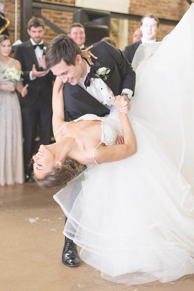 International Dance Studios Wedding Couple
