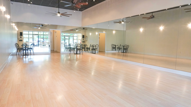 International Dance Studios Interior
