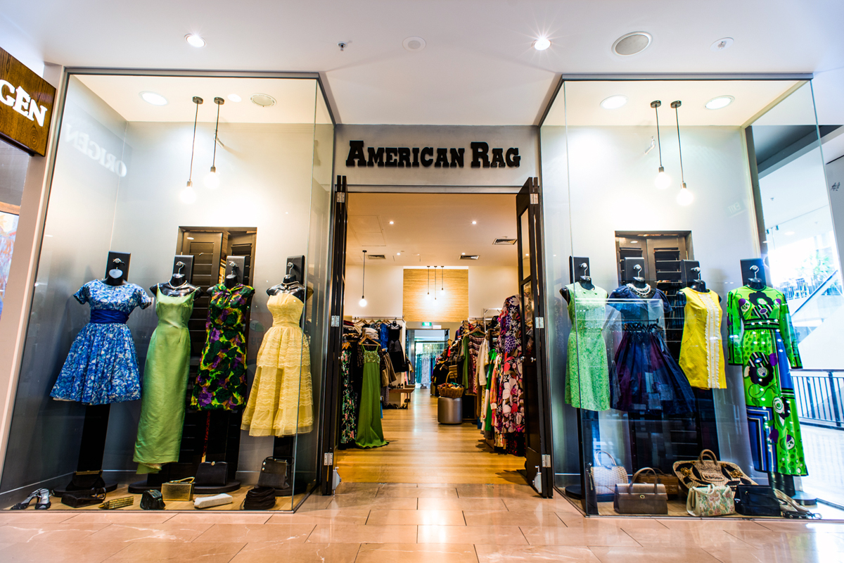 Welcome to   American Rag    Find a Store