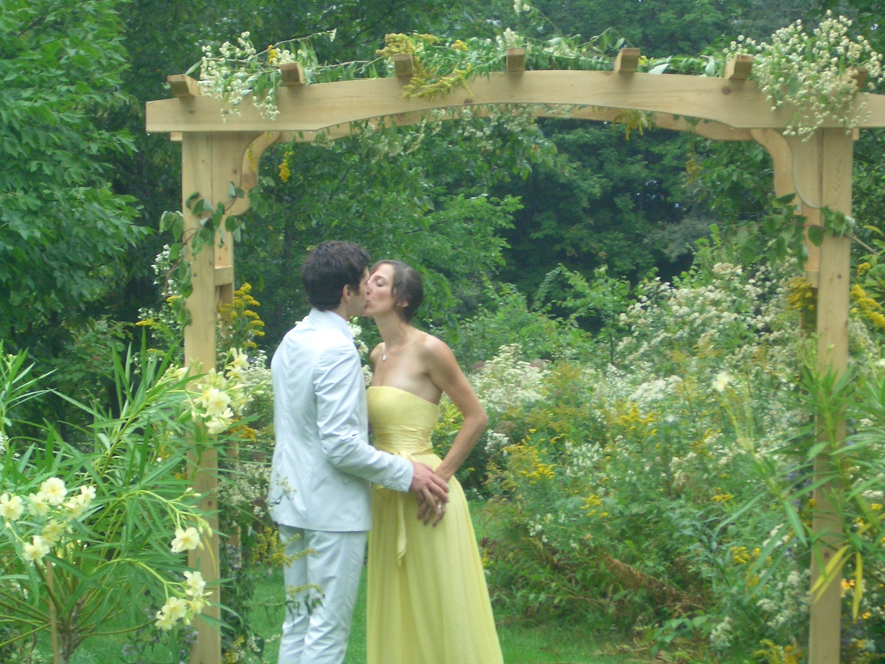 Crystal and Simon under the Pergola.jpg