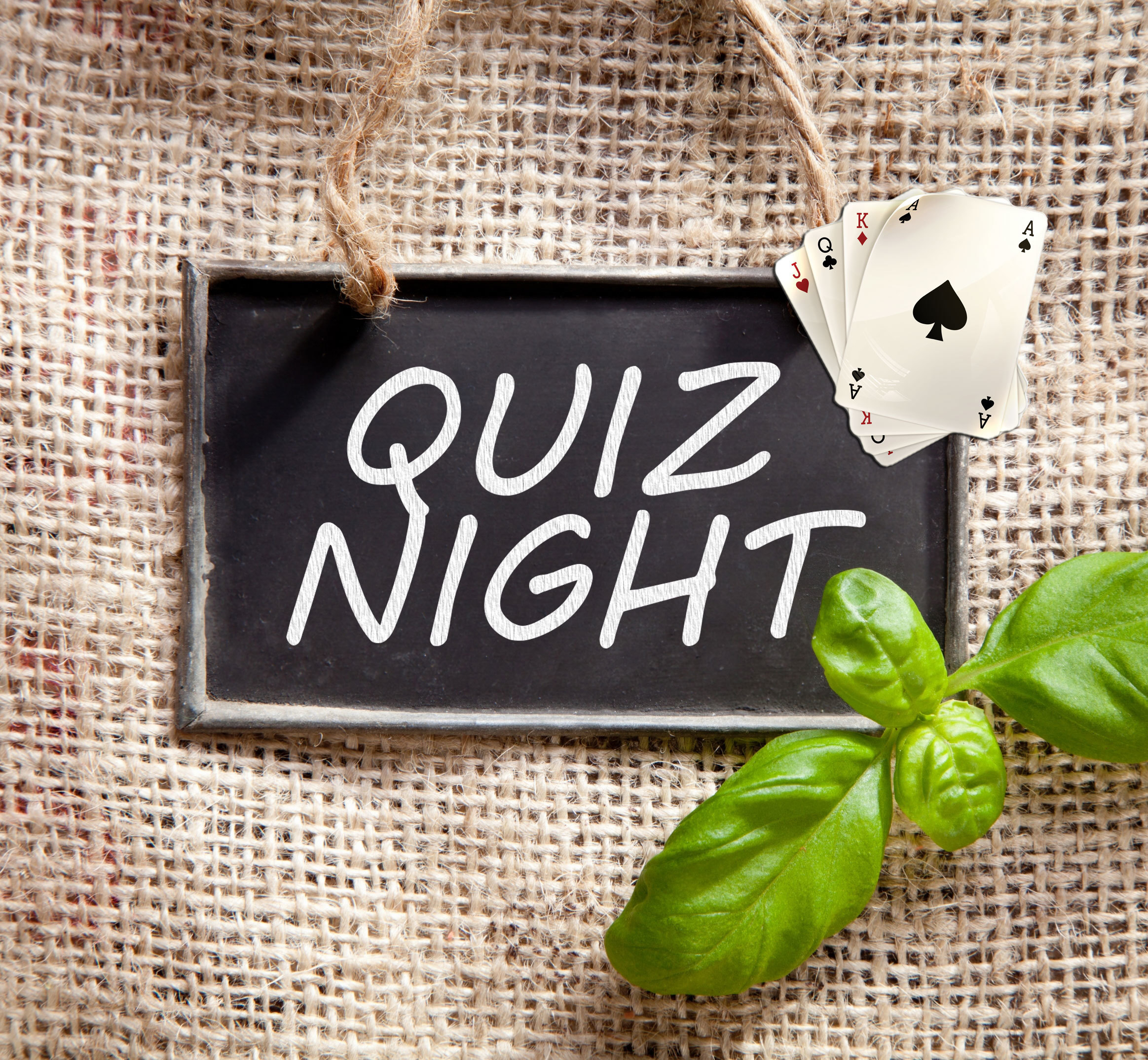 Monday Quiz Nights - Play Your Cards Right!