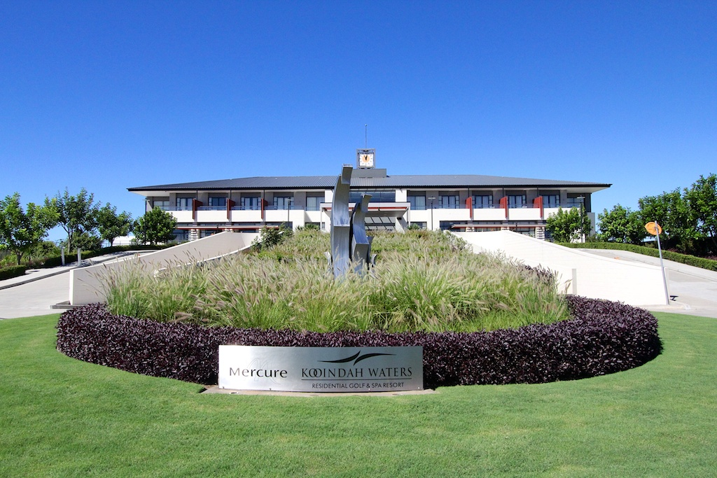 Wyong, Kooindah Waters Resort & Spa  Landscape Architecture