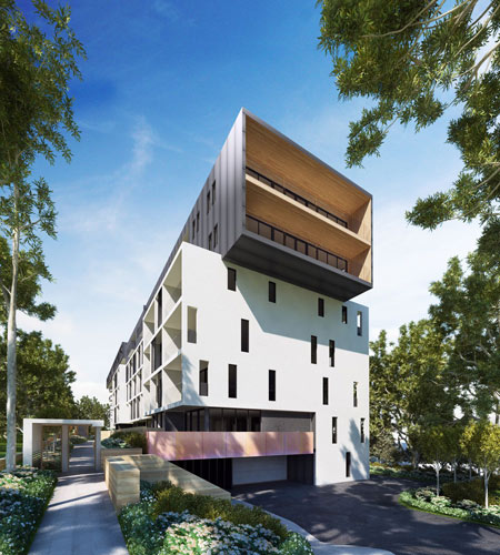 Lane Cove, Emerant Lane   Residential Estate Design