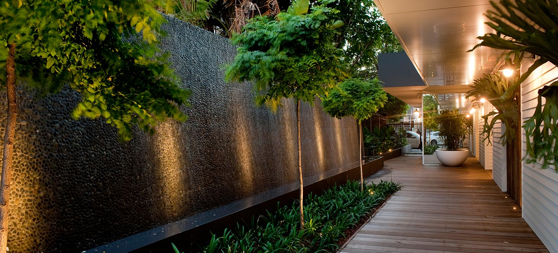 Cronulla, Breeze Luxury Apartments  Landscape Architecture and Implementation