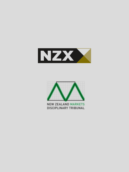 NZX: New members appointed to the NZ Markets Disciplinary Tribunal - July 2013