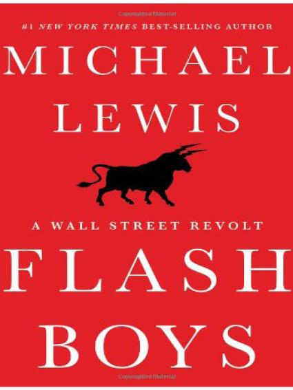 Flash Boys     Michael Lewis   2014