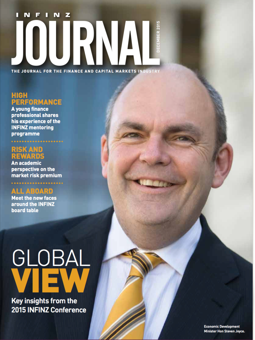 INFINZ Journal: High Performance - December 2015