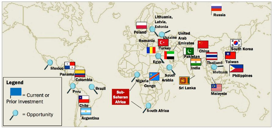 Slide 1. Source – Third Avenue - Emerging Markets Investment Activity by Third Avenue as at 6 October 2011.