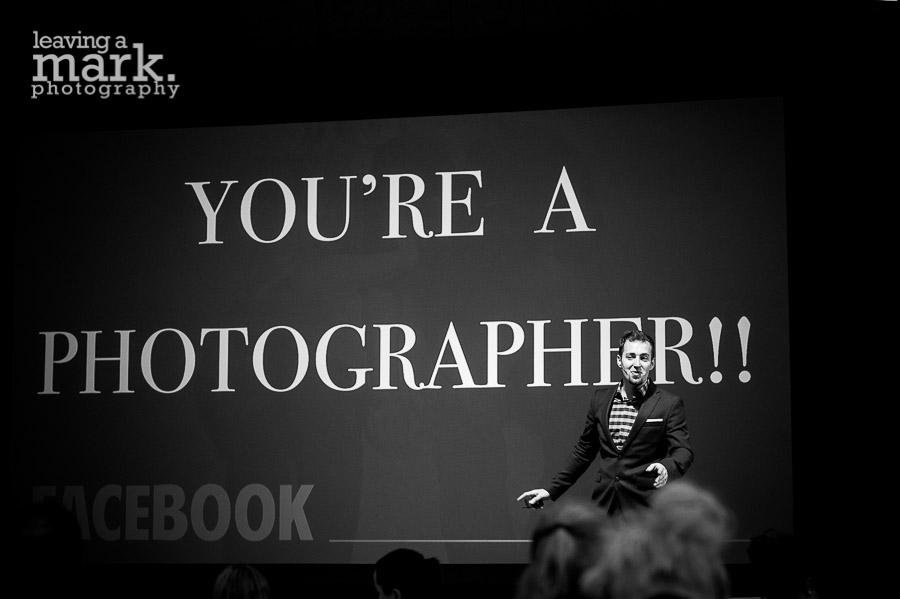 The fabulous  Matt Kennedy  - so many great marketing tips!