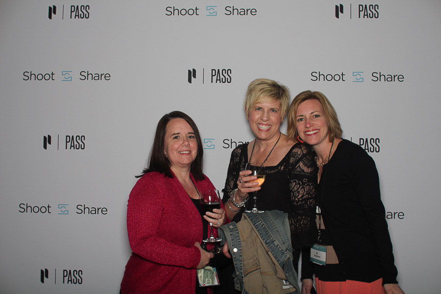 United Photo Booth with my awesome roommates - Tori & Carol. So thankful to experience this with the both of you!