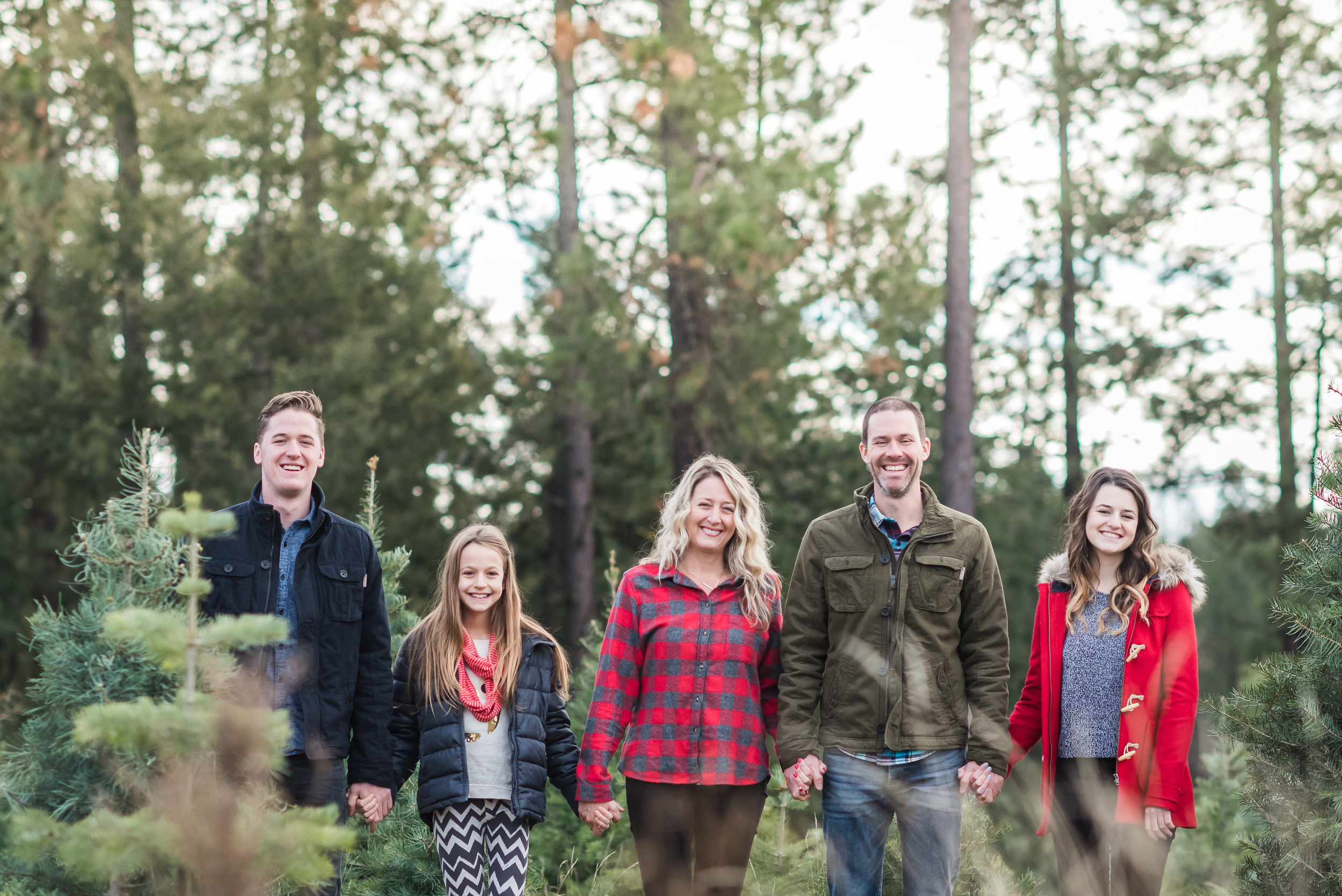 Millers Christmas Tree Farm.Miller Family Kc England Photography