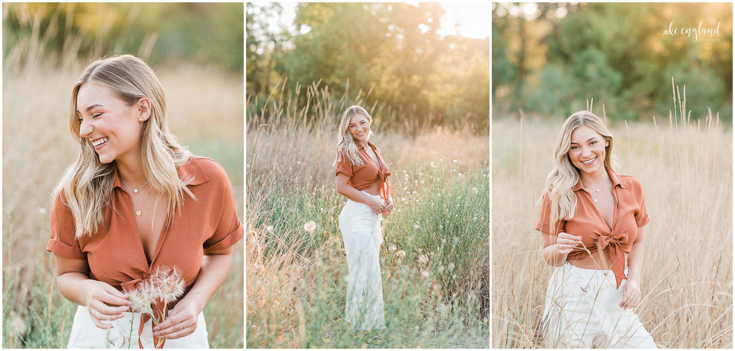 Spokane Senior Photographer - KC England
