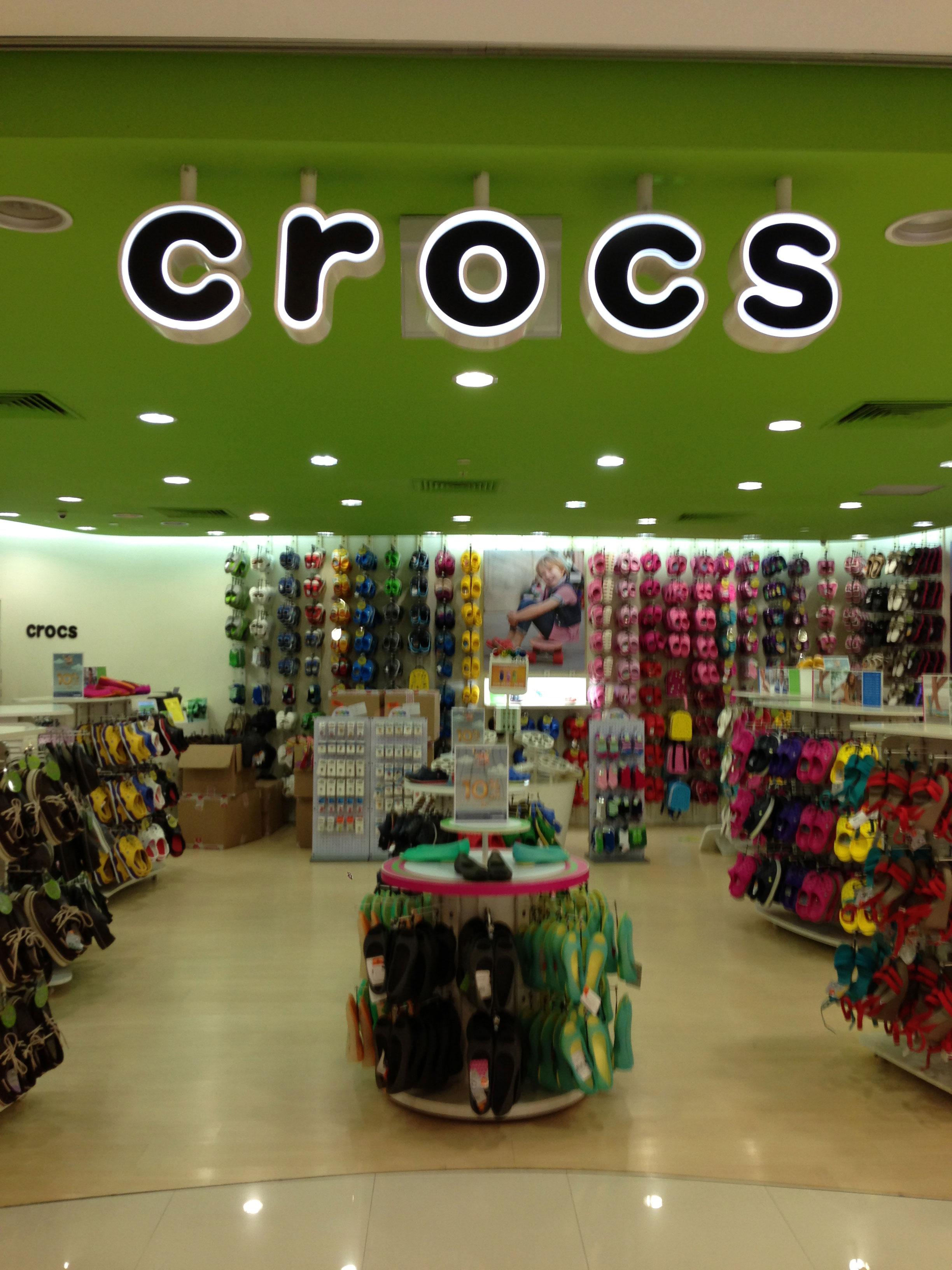 Crocs @ Parkway Parade