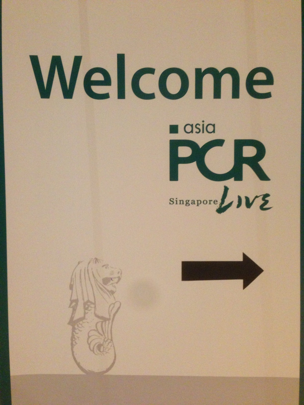 AsiaPCR 2013