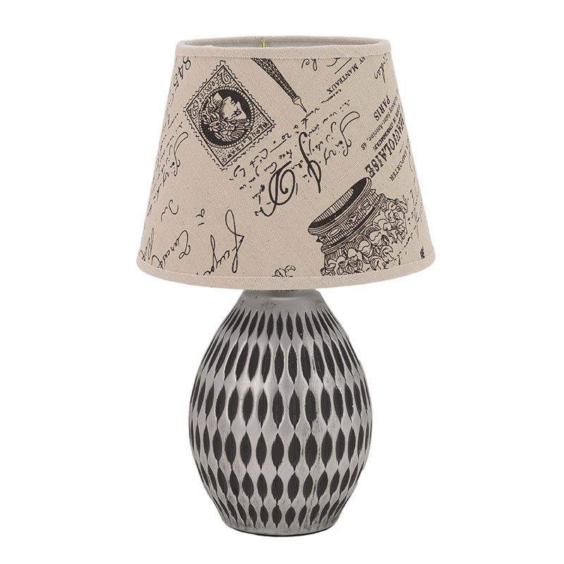 €21 CERAMIC TABLE LAMP 20X20X36