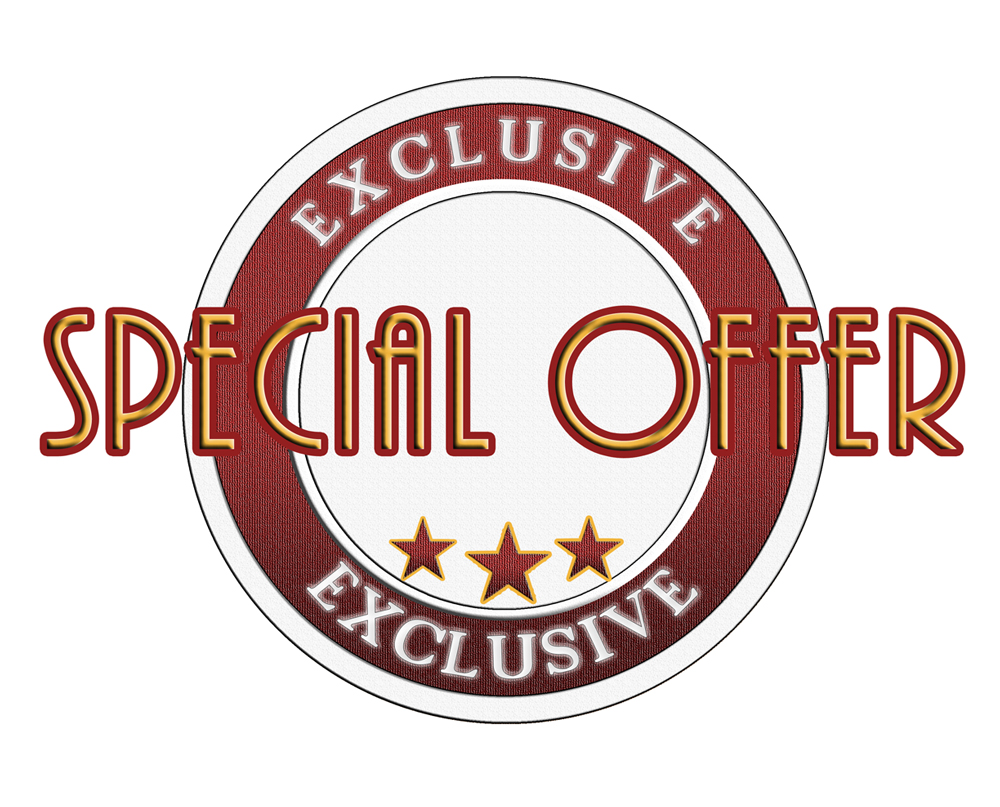 Exclusive Special Offers -