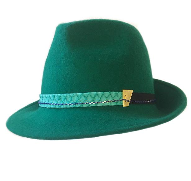 Emerald Trilby