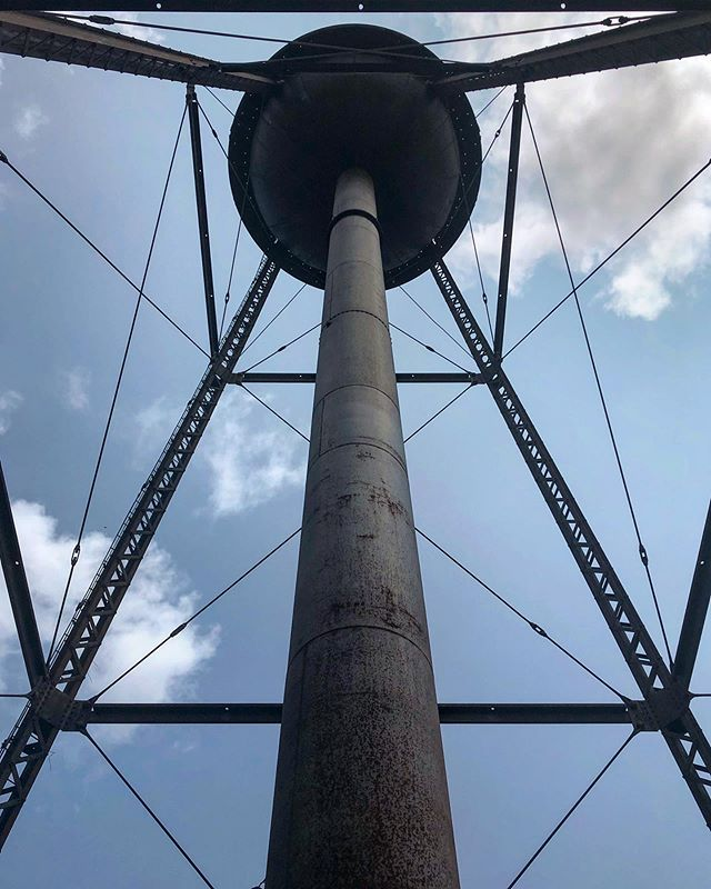 Do you know how a water tower works?