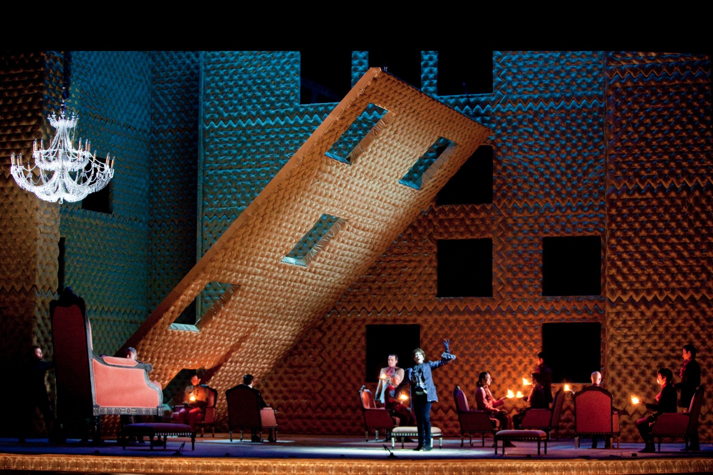 La clemenza di Tito di Wolfgang Amadeus Mozart