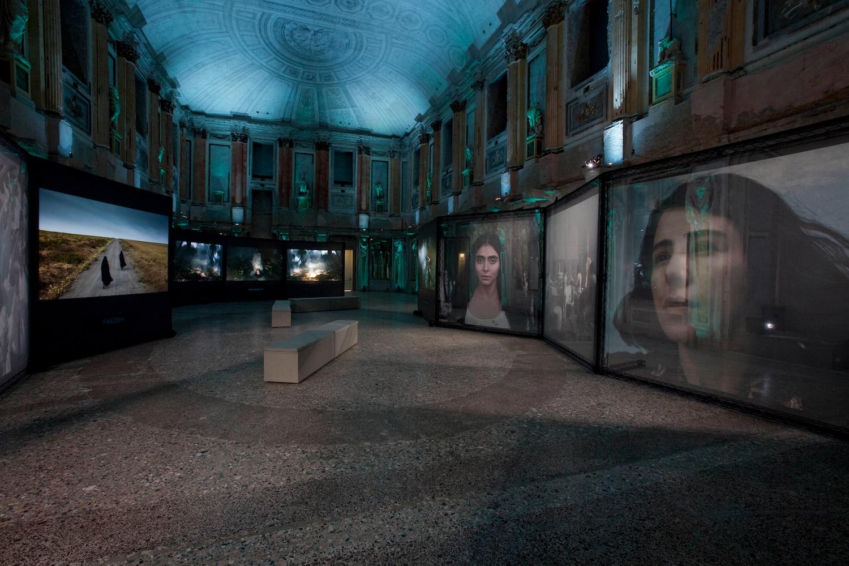 Shirin Neshat - Women without men - 29 gennaio-28 febbraio 2011 Palazzo Reale di Milano, Sala delle Cariatidi - Mostra del Comune di Milano, Assessorato alla Cultura, Palazzi Reale e CPA