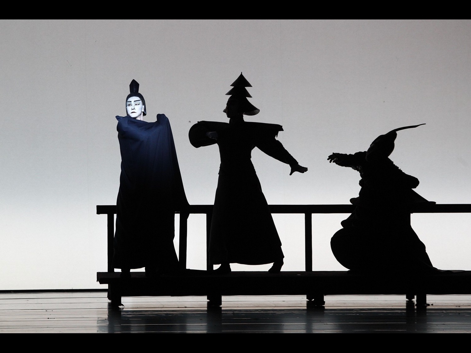 1433, The Grand Voyage National Chiang Kai-Shek Cultural Center Taipei, 2010 (photo courtesy of Change Performing Arts)