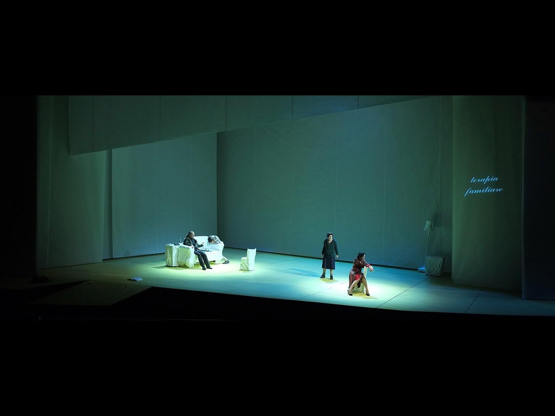 il Panico (The Panic) Teatro Giorgio Strehler,Piccolo Teatro, Milan, 2013 ©photo by AJ Weissbard