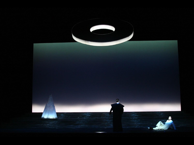 Parsifal LA Opera Los Angeles, 2005   ©photo by AJ Weissbard