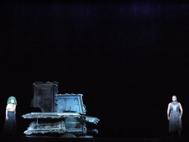 Semiramide Teatro San Carlo Naples, 2011 © photo by AJ Weissbard